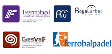 Grupo Ferrobal: empresas del grupo